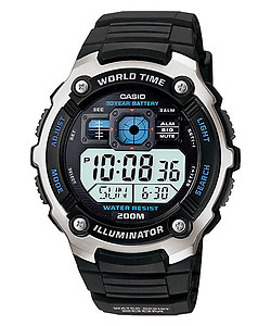 CASIO Youth Digital 200M AE-2000W-1AV