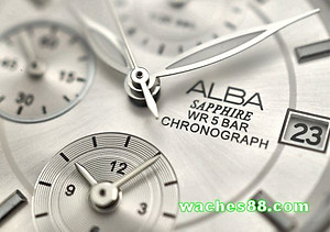 ALBA Fashion Sapphire Collection Chronograph AF8R71X1