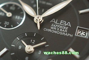 ALBA Fashion Sapphire Collection Chronograph AF8R69X1