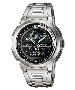 CASIO ANALOG-DIGITAL AQF-102WD-1BV