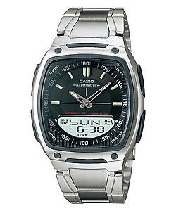 CASIO ANALOG-DIGITAL AW-81D-1AV