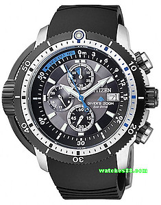CITIZEN PROMASTER Eco-Drive AQUALAND BJ2120-07E