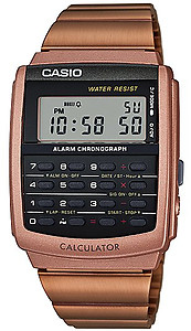 CASIO DATA BANK Calculator CA-506C-5A
