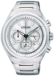CITIZEN Eco-Drive Chronograph Super Titanium Collection CA4021-51A
