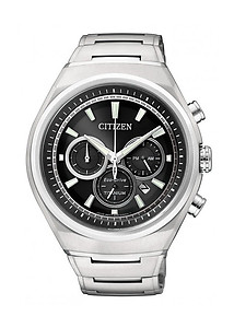 CITIZEN Eco-Drive Chronograph Super Titanium Collection CA4021-51E
