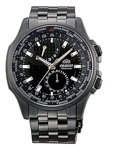 ORIENT Journeyman GMT World-Time Power Reserve CFA05002B