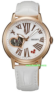 ORIENT Fashionable Automatic Open Heart Limited Edition 700pcs DB0700CW