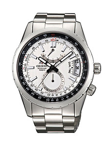 ORIENT Voyager Executive Automatic Dual time Power Reserve DH01002W