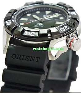 ORIENT M-FORCE Air Diver Automatic Power Reserve 200M SEL03004B