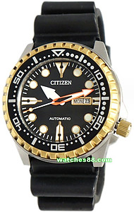 CITIZEN Promaster Marine Automatic 100M NH8384-14EB