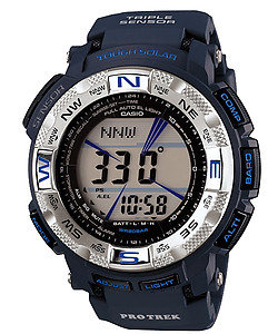 CASIO Protrek Tough Solar Triple Sensor PRG-260-2DR