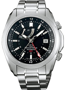 ORIENT STAR Seeker Power Reserve GMT Automatic SDJ00001B ( WZ0041DJ )
