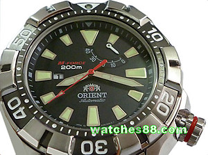 ORIENT M-FORCE Automatic Power Reserve Diver's 200M SEL03001B (WV0011EL)
