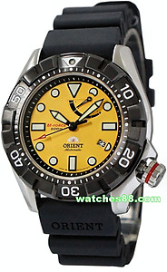 ORIENT M-FORCE Air Diver Automatic Power Reserve 200M SEL03005Y