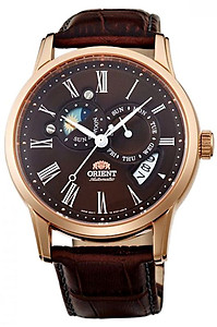 ORIENT Sun & Moon Classic Automatic Sapphire Collection SET0T003T