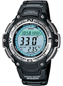 CASIO SPORTS GEAR - TWIN SENSOR SGW-100-1V