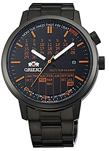 ORIENT Automatic Stylish & Smart Multi-Year Calendar ER2L001B ( WV0861ER )