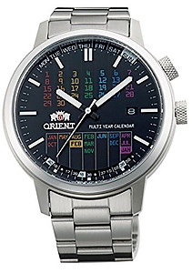 ORIENT Automatic Stylish & Smart Multi-Year Calendar ER2L003B ( WV0881ER )