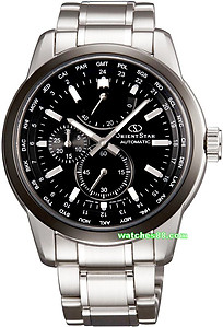 ORIENT STAR World Time Automatic GMT Collection JC00001B ( WZ0011JC )