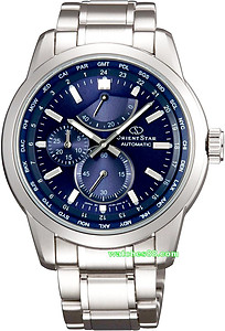 ORIENT STAR World Time Automatic GMT Collection JC00002D ( WZ0021JC )