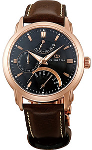 ORIENT STAR Classic Power Reserve Retrograde Automatic Collection DE00003B ( WZ0031DE )