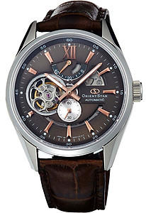 ORIENT STAR Semi Skeleton Collection WZ0201DK (SDK05004K)