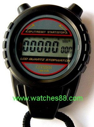 CITIZEN Digital Stopwatch LSW-9108