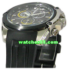 Citizen 22mm Genuine Rubber Strap for AT0786, AT0787 , AT0788 & etc Code: 59-S51798