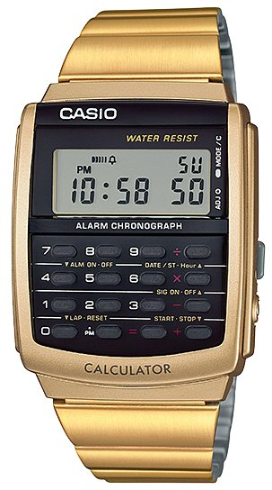 CASIO DATA BANK Calculator CA-506G-9A