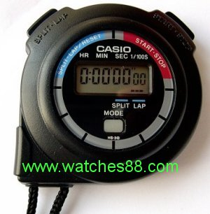 CASIO DIGITAL STOPWATCH  HS-3