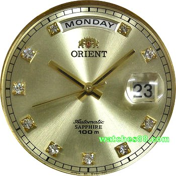 ORIENT Oyster Automatic Sapphire Collection SEV0J002C