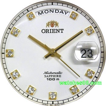 ORIENT Oyster Automatic Sapphire Collection FEV0J002W