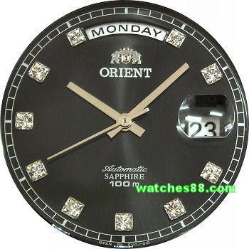 ORIENT Oyster Automatic Sapphire Collection FEV0J003B