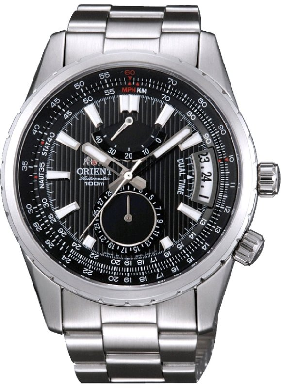 ORIENT Voyager Executive Automatic Dual time Power Reserve DH01002B