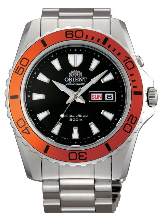 ORIENT MAKO XL 200m DIVING SPORTS FEM75004B