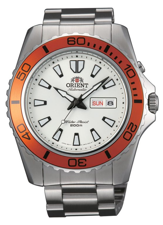 ORIENT MAKO XL 200m DIVING SPORTS FEM75007W