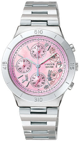 Citizen Wicca Chronograph FA1006-50X