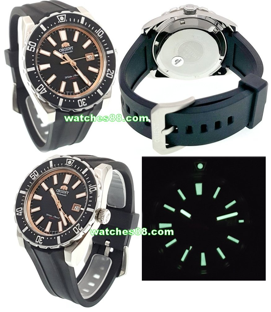 ORIENT Nami Sporty 200M Automatic FAC09003B