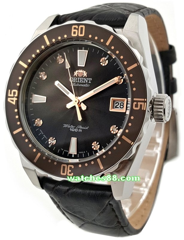 ORIENT Sporty Mid Size Automatic FAC0A005T