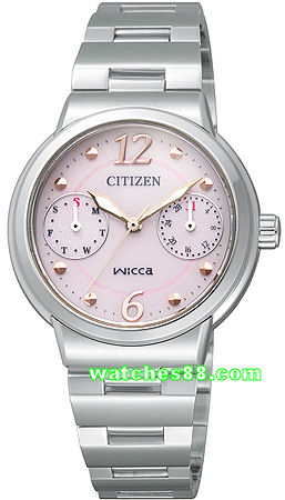 CITIZEN Wicca Eco-Drive Ladies Collection FD1020-50X
