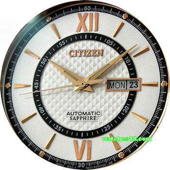 Citizen Sapphire Mechanical Gents Collection NH8326-02A