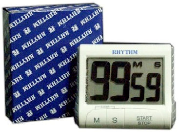 RHYTHM Digital Timer LCT013