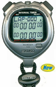 SEIKO Digital Stopwatch S23603P1