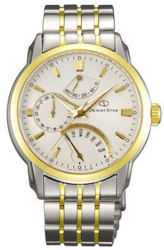 ORIENT STAR Classic Power Reserve Retrograde Automatic Collection SDE00001W