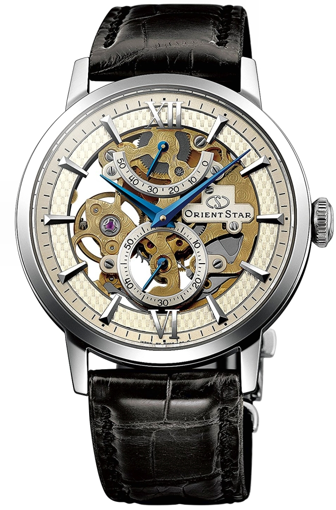 ORIENT STAR SKELETON hand-winding SDX02002S (WZ0041DX)