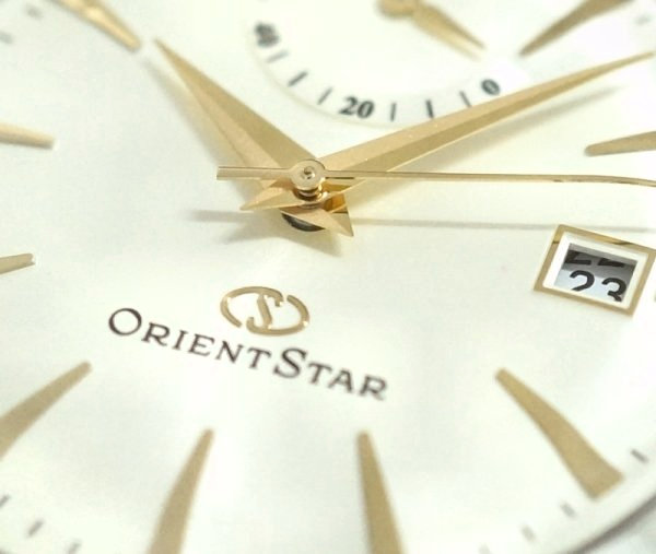 ORIENT STAR Classic Power Reserve Automatic Collection SEL05005SW