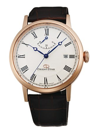 ORIENT STAR Classic Power Reserve Automatic Collection SEL09001W ( WZ0311EL )