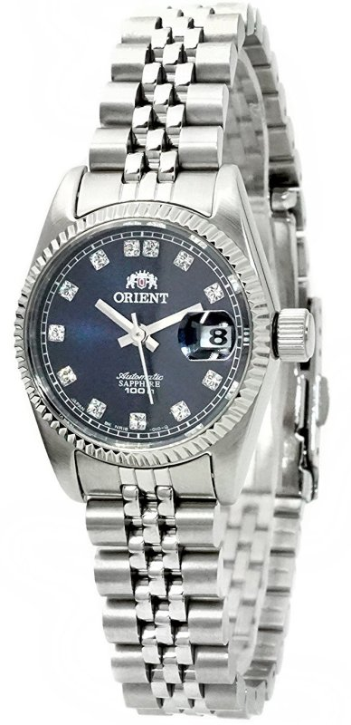 ORIENT Oyster Ladies Automatic Sapphire Collection SNR16003D